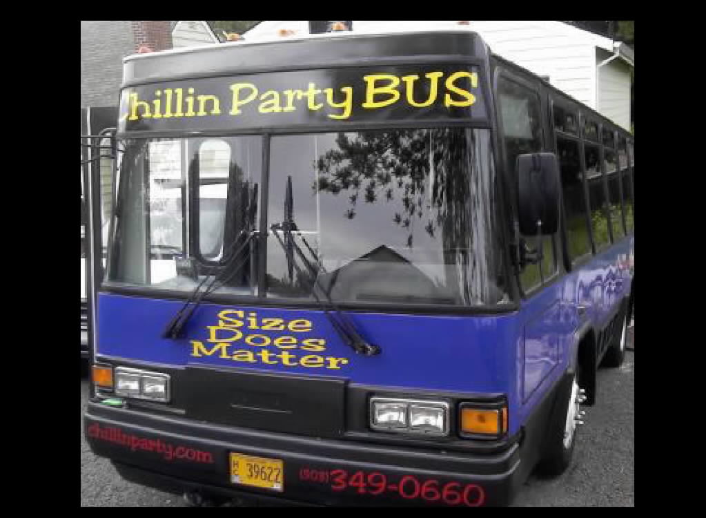 Chillin Party Bus